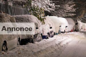 Gør bilen klar til vinteren
