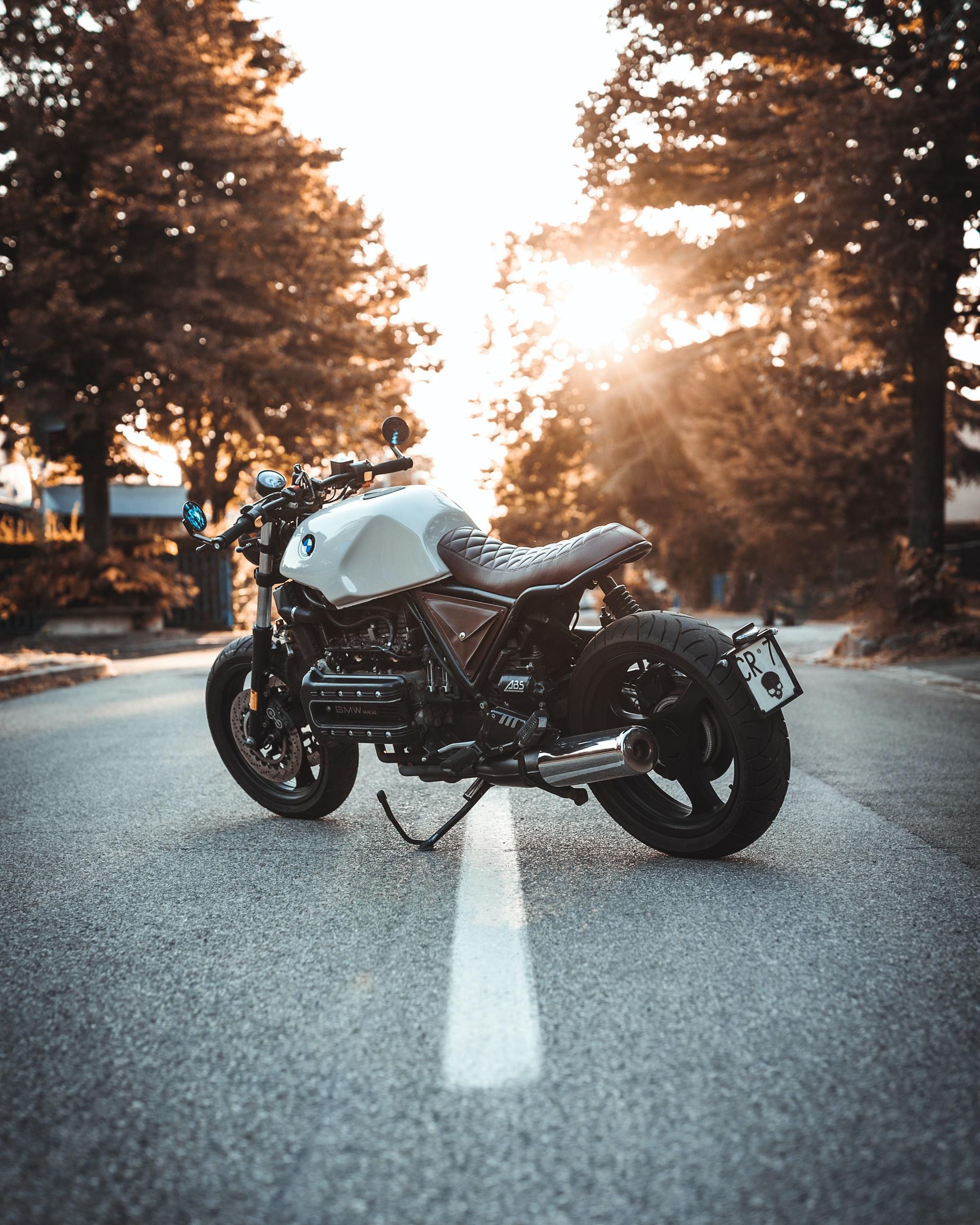 Derfor skal du tage på motorcykel ferie