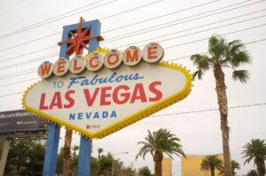 Mulige transportmuligheder til Las Vegas turen